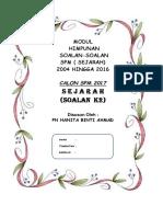 2017 Analisis Spm k2 2004-2016 (Pn.hanita)