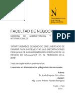 Ruiz Alfaro, Kady Eugenia