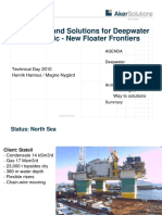 Challenges and Solutions for Deepwater and Arctic
