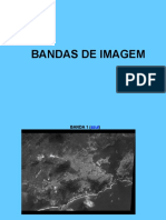 Bandas de Imagem