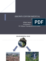 BROWN ENVIROMENTAL AGENDA.pptx