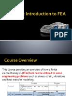 Lecture 1 FEA v1