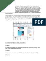 Belajar Corel Draw X6 Bagi Pemula