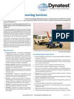 Pavement Engineering Services