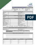 RG-105 Protocolo - Prueba de Resistencia de Contacto