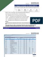 JMBZ QPR 0275R1 Treinamento Gantt via Siga Uso Diagram Atividade 25-09-15 ZEPPELIN SYSTEMS treinamento