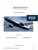 Pmdg 737ngx Event Ids Sp1d