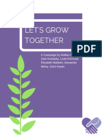 lets grow together- title page - key message  pg 6   2