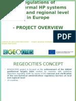 Regeocities Project Slides Final