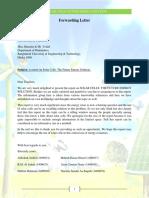 Report on Solar Power