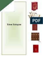 4. Libros Liturgicos