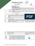 1Basico - Diseño de Clase Ciencias - Semana 01 (1)