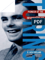 Alan Turing Copeland Es 21821