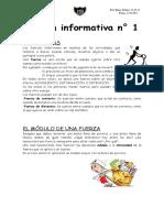 Fichas informativas