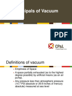 Vacuum Slide Presntation