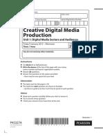 2015 Jan Exam Paper