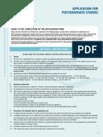 Postgrad Application Form 01082016