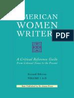 American Women Writers