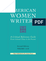 American Women Writers