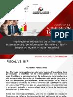 9 MARZO 2016 Implicaciones tributarias Normas NIIF.pptx