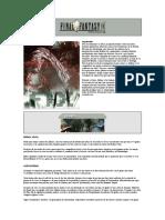 Guía Final Fantasy IX