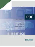 g120 Function Manual 0708