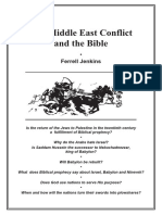 Jenkins - MidEast Conflict and Bible