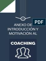 Anexo de introducción y motivación al Coaching