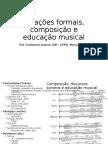 Improvisação e Discurso Sonoro Na Rede Regular [Salvo Automaticamente]