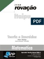 Matematica Pacher Itaipu