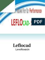 Leflocad 500 Mg Ppt