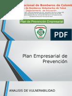 Plan Empresarial de Prevención