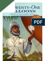 The Twenty-One Balloons by William Pène du Bois