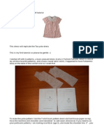Yoke Dress Tutorial