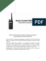 Manual Motorola Pro 2150