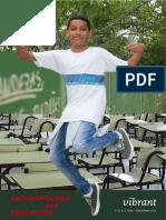 Vibrant 12 21ant e Educacao