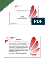SOP de instalacióm de equipos SDH CLARO FIJOS (TELMEX).pdf
