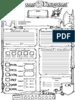 D&D - Ficha de Personagem - Biblioteca Élfica.pdf