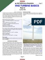 Small Wind Turbine Basics 2