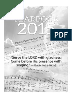 YB2015 pdf | Biblical Sabbath | Seventh Day Adventist Church