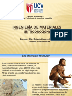 Clase 1 - Introduccion Materiales