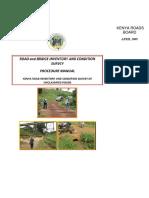 Road Survey Manual - Kenya Roads Board