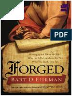 Forged - (Bart D. Ehrman)