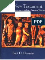 Historical Introduction Early Christian Writings (Bart D. Ehrman)