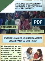 IMPORTANCIA DEL EVANGELISMO EN LA IGLESIA.pptx