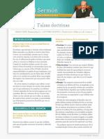 Falsas Doctrinas