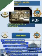 APREC. SIT. DN-5  REUNIÓN CMDTES. 24-ENE-16 CORREGIDO CN. TORRICO V..pptx