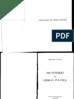 Mahieu, Jacques de - Diccionario de Ciencias Politica