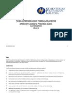 PPPM Mathematics Year 2