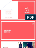 Plan Marketing Digital Airbnb